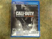 SONY Sony PS VITA Game PSVITA CALL OF DUTY BLACK OPS DECLASSIFIED